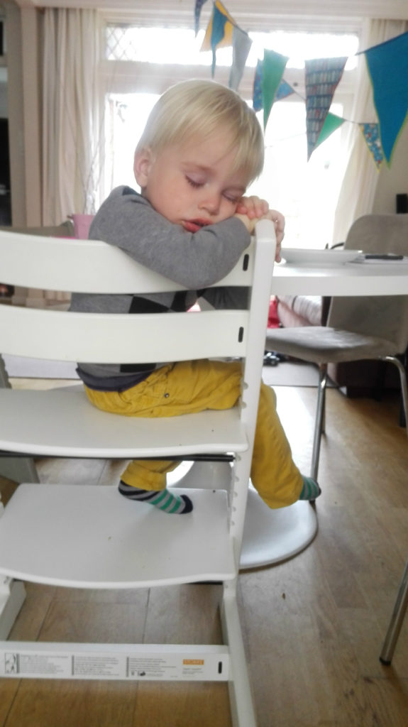 als je kind niet slaapt