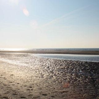 de zon en het strand